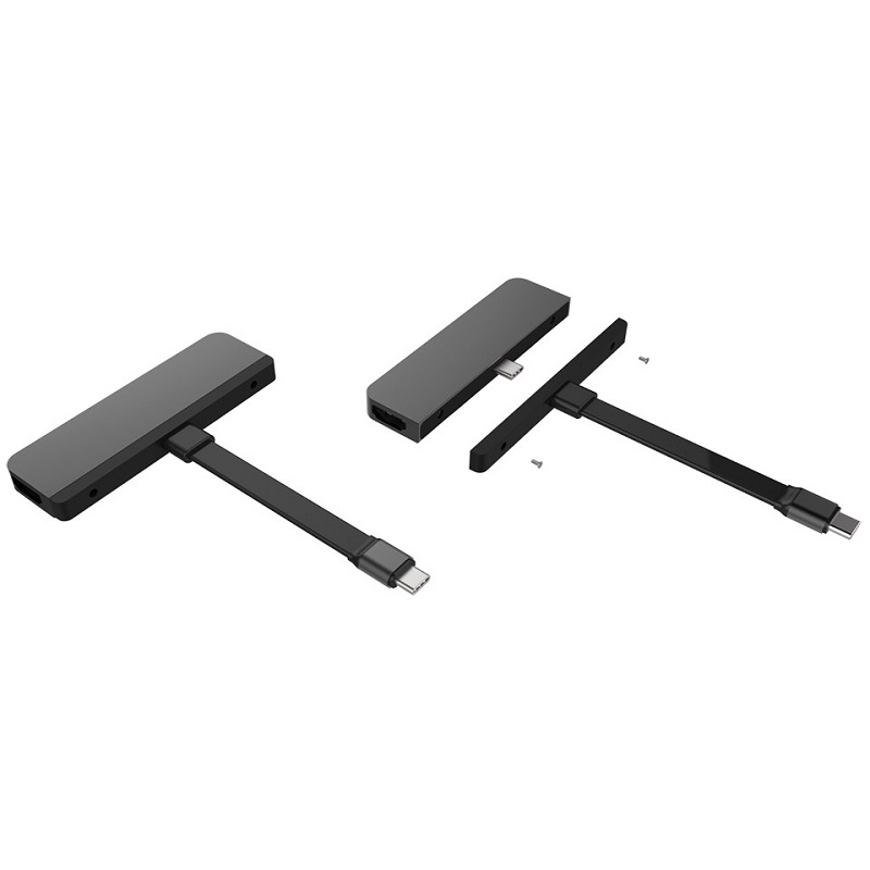 Cổng chuyển HyperDrive Usb - C for Ipad Pro 2018/ Macbook Pro/Air 13