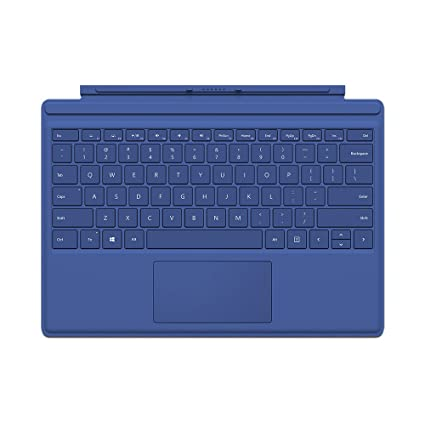 Bàn phím Surface Pro 3-4-5-6 và Surface Pro 7 Type Cover Navy Blue